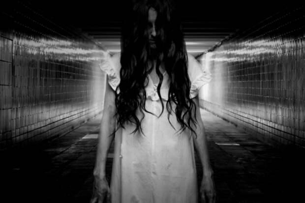 5 видео с реальными призраками