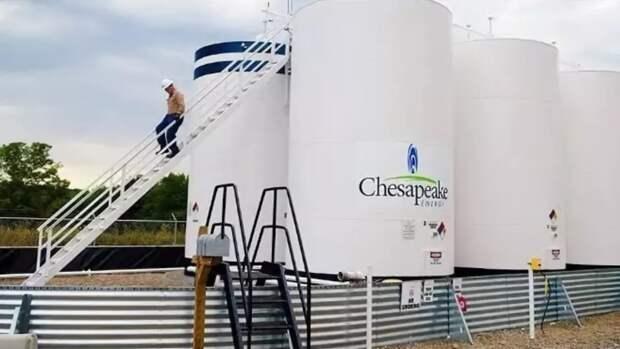 Chesapeake намерена реструктуризировать долги нафоне падения цен