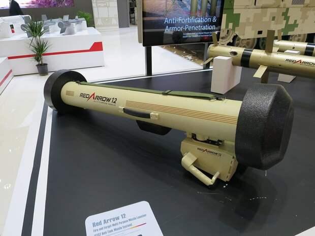 Стал известен первый покупатель китайского аналога ПТРК Javeline