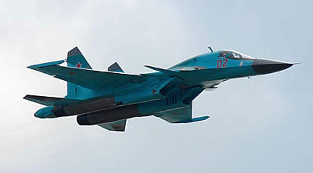 Су-34 – официально в строю