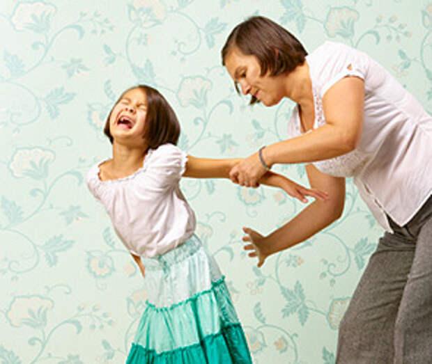 Дети и их родители: как жить?