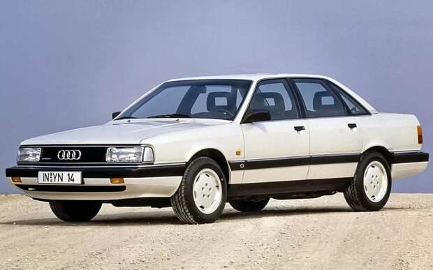 """Ауди - 200, была по сути той же """"соткой"""", и являлась ее более дорогой версией"""