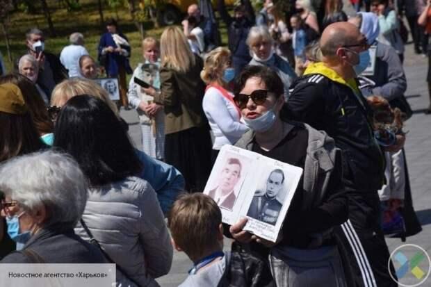 «Одесса - город-герой»: националистам не удалось помешать отпраздновать День Победы