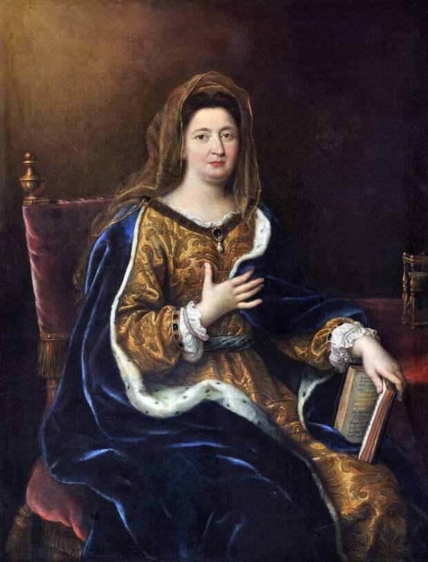 Маркиза деМентенон— неофициальная королева Франции, основательница первой школы для девочек
