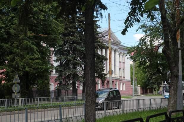 Октябрьская ул., 29