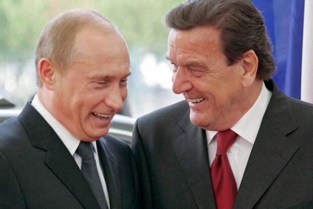 """Шрёдер """"должен немедленно отказаться от своих должностей и постов в России"""" из-за Навального"""
