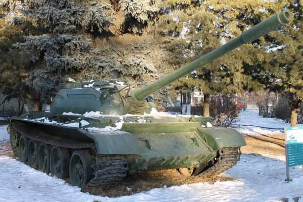 Баллада о Т-55. Рождение…