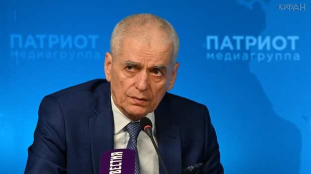 «Начнется поросячий визг»: Онищенко о последствиях вмешательства Запада в выборы в РФ