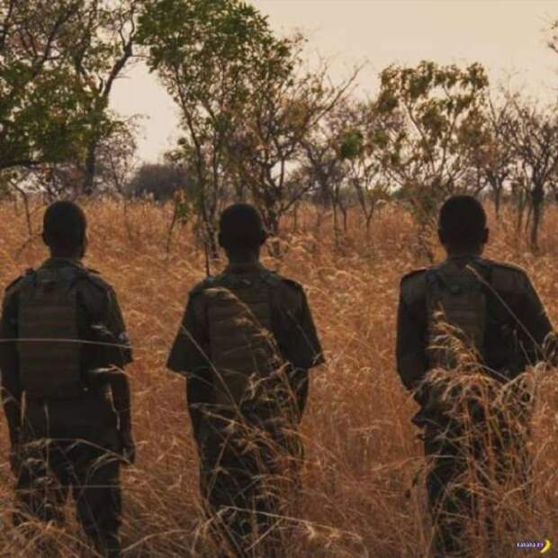 Женский спецназ в Зимбабве