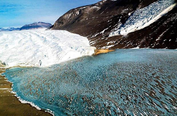 Самые удивительные реки, планеты, меняющие представление о реальности и законах физики