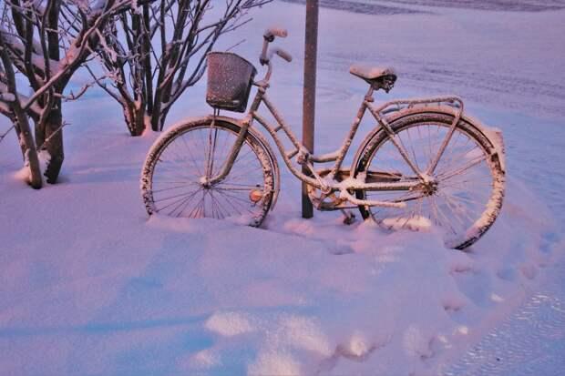 Благотворительная акция по сбору велосипедов детям проходит в Ижевске