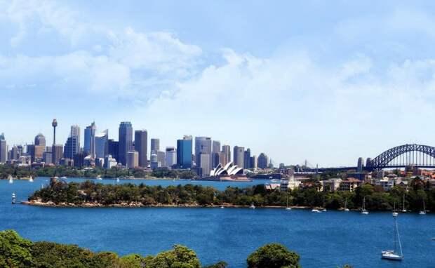 МИР ВОКРУГ. Австралия