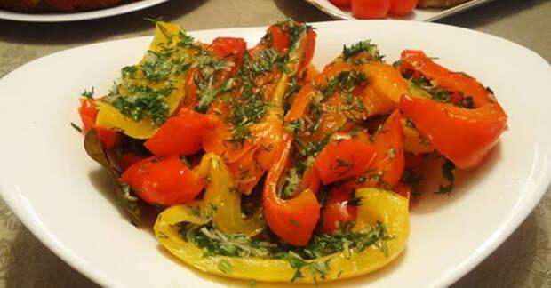Маринованный болгарский перец - сказочно вкусно!