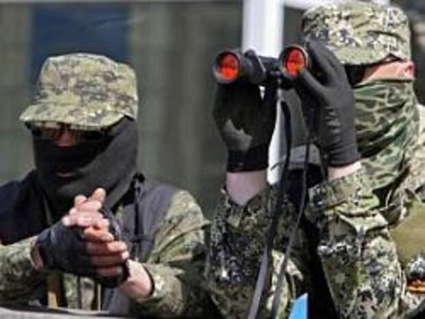 Новость на Newsland: Украинские силовики обстреляли частный сектор Донецка из