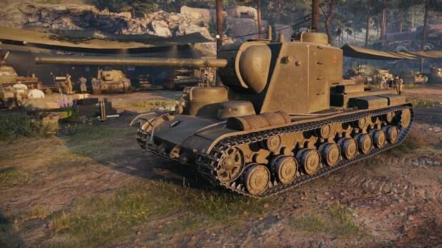 Первые премиумные танки VIII уровня в WoT