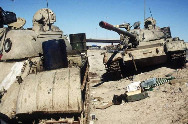 Иракская война чехословацких военных химиков: как ЧССР «вступилась» за Кувейт
