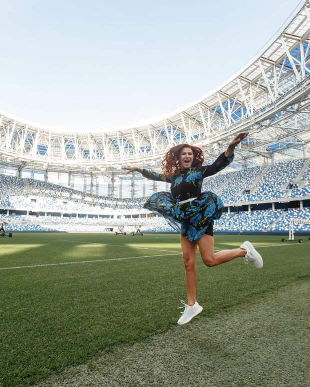 Эвелина Блёданс примет участие в нижегородском проекте 800 добрых дел
