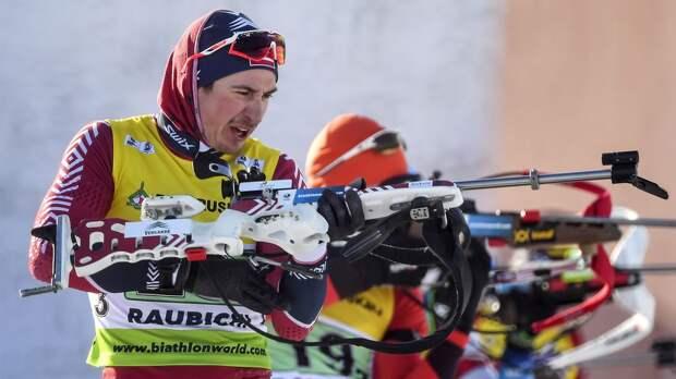 Латвийского биатлониста Расторгуева отстранили от соревнований за нарушение антидопинговых правил