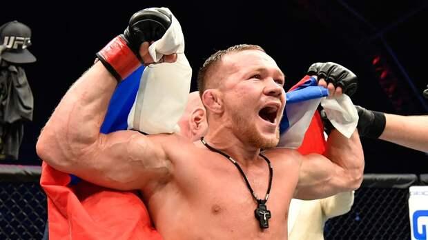 Чемпион UFC Петр Ян: «В России жизнь точно лучше не становится. Либо богатый, либо бедный. Умная страна не нужна»