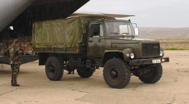 ГАЗ-3308 «Садко» автомобили, газ, фоторепортаж