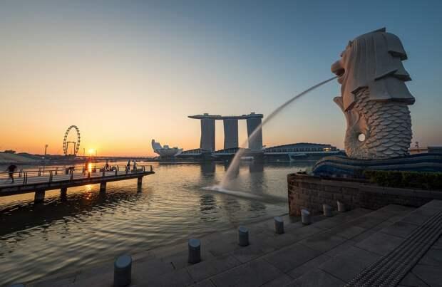 Эксперты допустили уничтожение туристической отрасли Сингапура