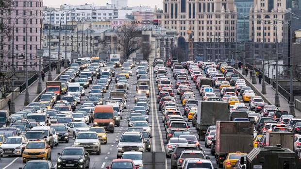 Почему Москва никак не может победить самые большие в мире пробки?