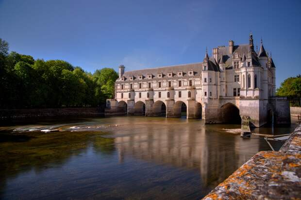 Топ-10 самых красивых замков Франции