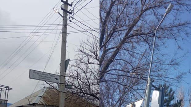 Дополнительные светильники установили наулицах вТаганроге