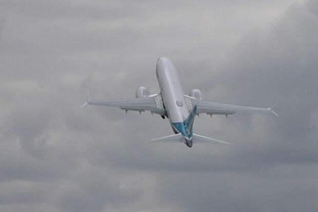 Вертикальный взлет Boeing-737: высочайшее мастерство пилота