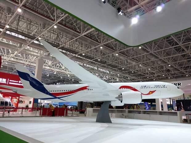 На создание российско-китайского самолета в 2018 году могут выделить 3,9 млрд рублей