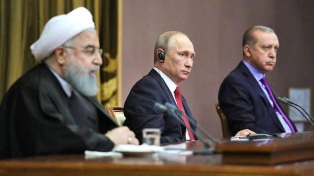«Если Россия объединится с Ираном и Турцией, то Запад побледнеет» – депутат Госдумы