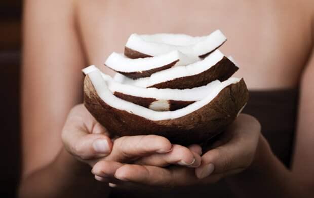 научный факт - кокосовое масло
