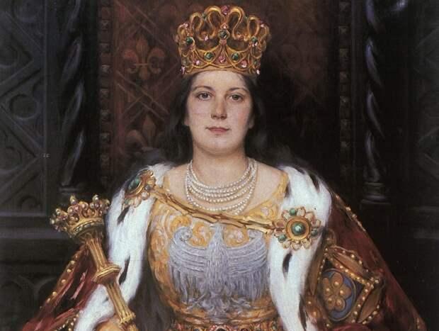 Дарья Пащенко. Ядвига — символ жертвенности.