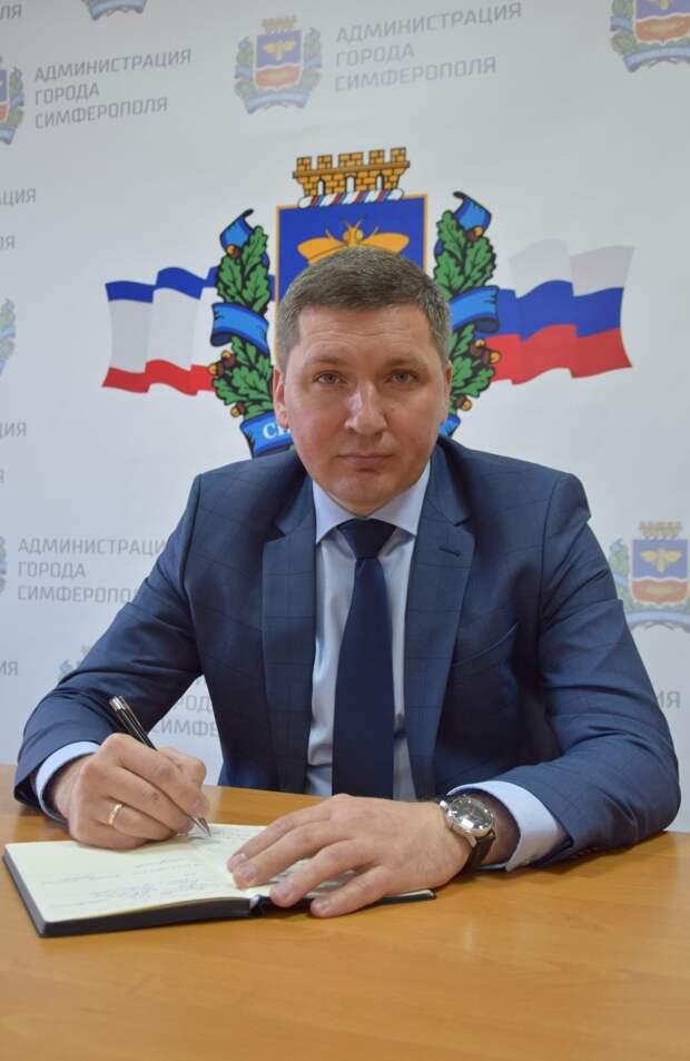 В Симферополе назначили нового заместителя главы города