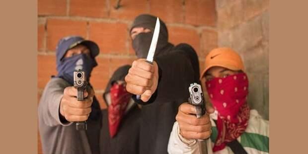 3. Венесуэла Наркокартели, банды, преступность, преступные группиров, рейтинг, самые, страны мира