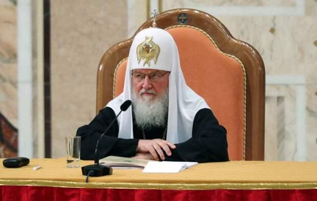 Патриарх Кирилл считает отказ от абортов необходимым для увеличения населения России
