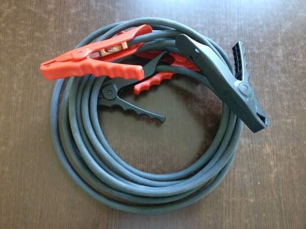 Качественные провода для прикуривания автомобиля своими руками