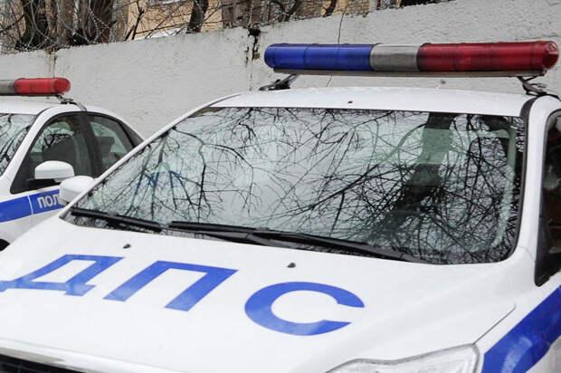 Пьяный сотрудник ГИБДД устроил ДТП в Подольске и скрылся