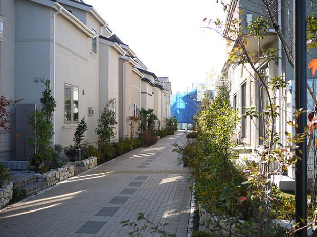 В Японии перешли от строительства умных домов к созданию умных городов.