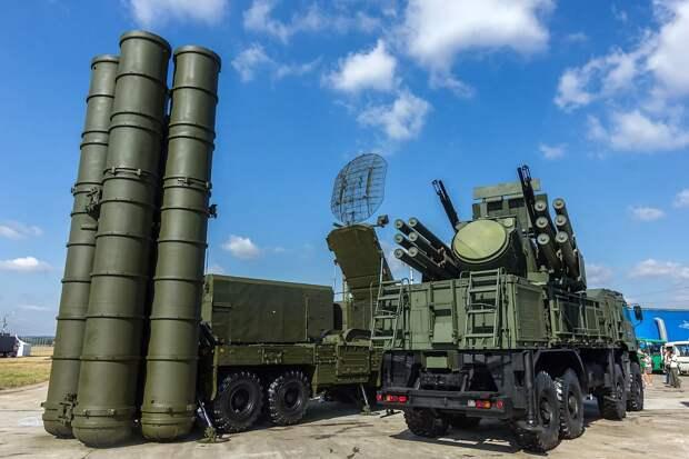 Российские системы ПВО. Источник изображения: