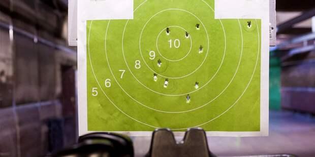 Команда пенсионеров из Войковского стала лучшей на окружных соревнованиях по стрельбе из ружья
