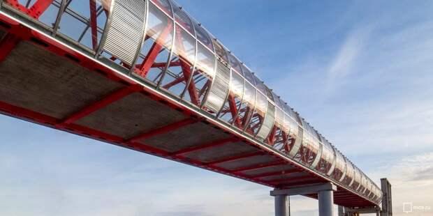 Жители обсудят строительство перехода через железную дорогу в Коптеве