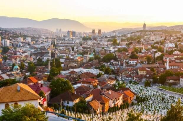 Назван город с самым загрязненным воздухом в мире