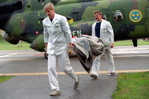 """Пассажиров парома """"Эстония"""" убили США"""