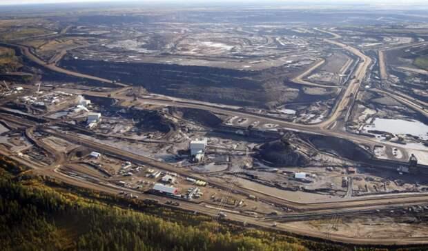 Shell сокращает присутствие вКанаде