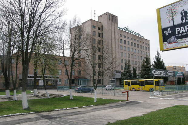 Что сейчас производят на заводе «ЛуАЗ»
