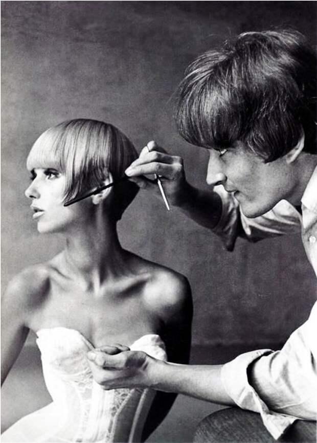 Боб-каре — его рук дело! Как Видал Сассун произвел революцию в мире парикмахерского искусства