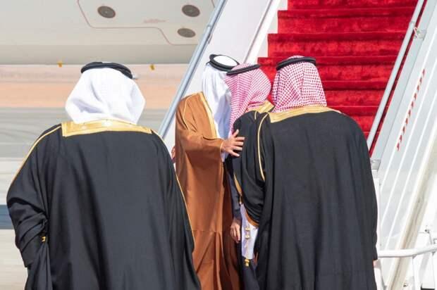 Саудо-катарская нормализация