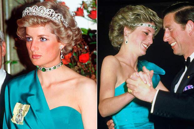 Как принцессе Диане удалось стать иконой стиля