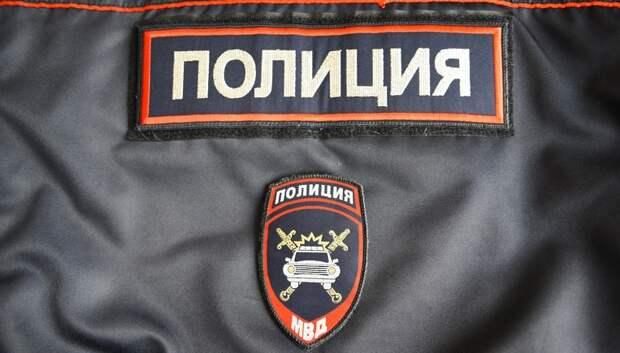 Замначальника полиции ГУ МВД России по Подмосковью примет подольчан 14 мая
